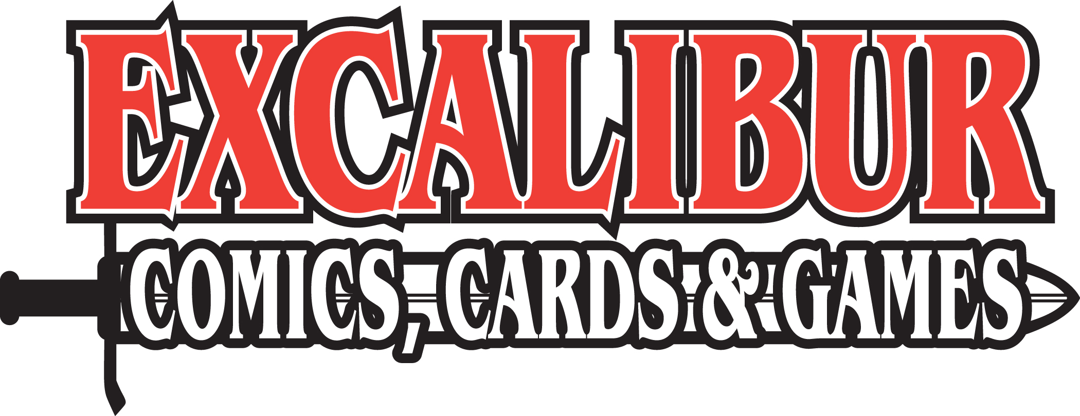 Excalibur Comics, Cards, and Games!